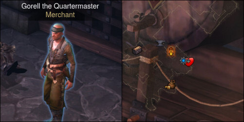 Gorell the Quartermaster