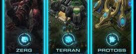 Terran, Zerg, and Protoss