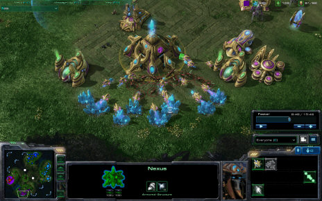 Protoss Expansion
