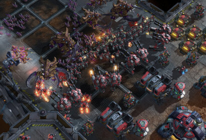 Starcraft 2: How the Zerg can beat the Terrans